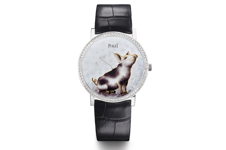 Piaget Pig Watch