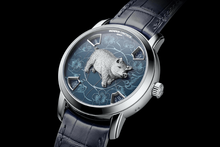 VacheronConstatinPig Watch