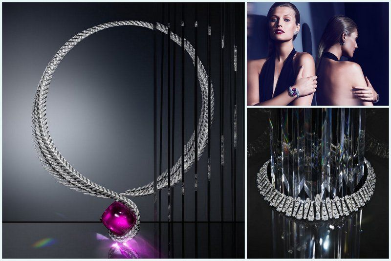 Cartier Magicien Collection2016 in jewelry highlights