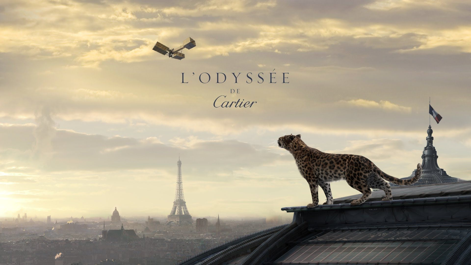 Cartier Odyssee Most Beautiful Jewelry Movie ever Made Bizzita
