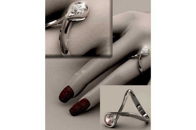 Claudio gussini jewelry Designer.11