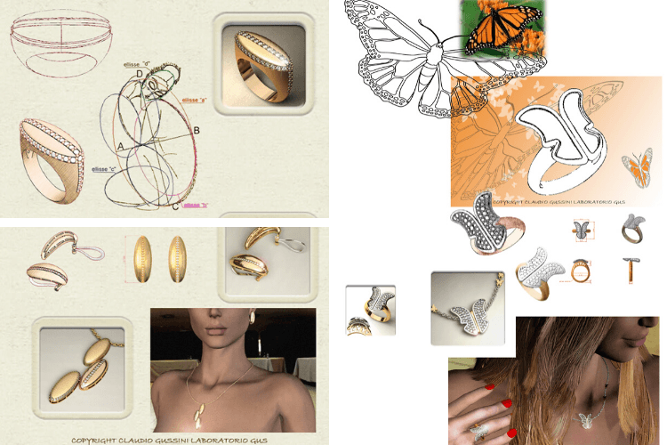 Claudio gussini jewelry Designer.2