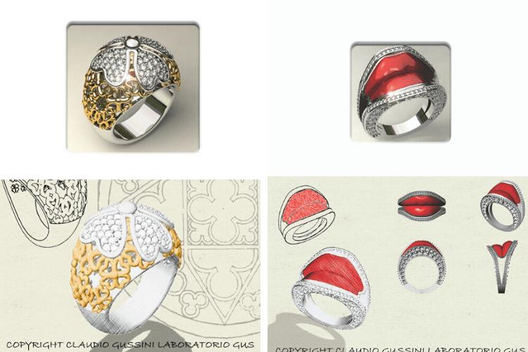 Claudio gussini jewelry Designer.3