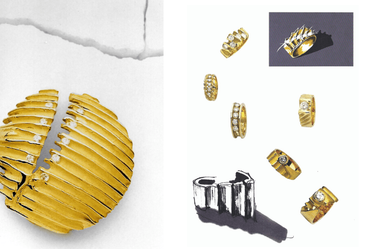 Claudio gussini jewelry Designer.5