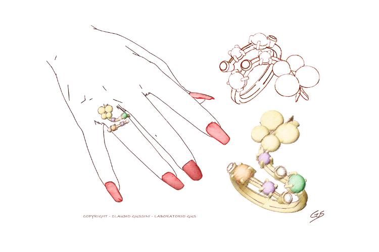 Claudio gussini jewelry Designer.6