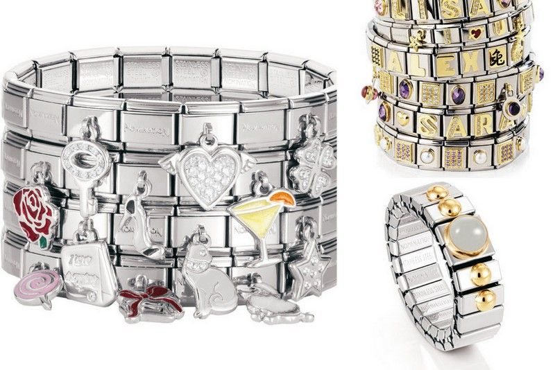 d7b27b273 Jewelry to express yourself, the fascination of composable jewelry.