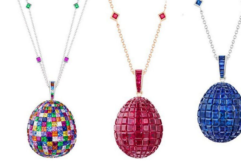 FabergéEggMosaic2016 in jewelry highlights8