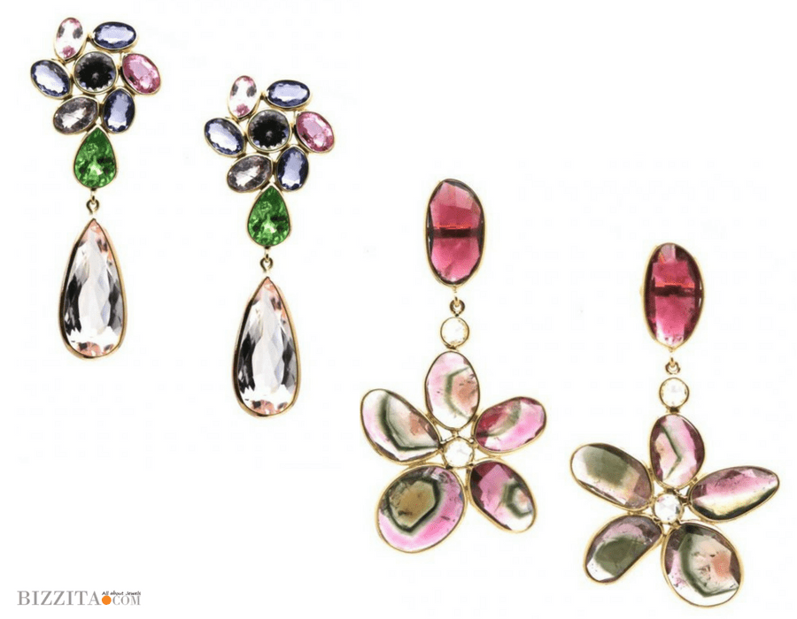 Floral Jewelry Trésor Earrings