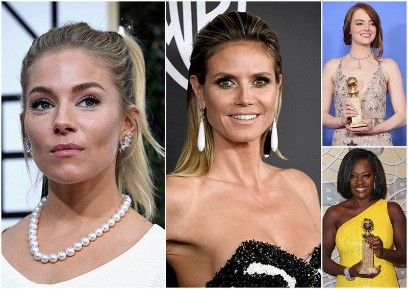 Golden Globes Jewelry