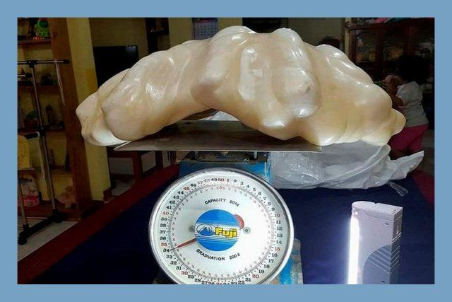 Largest Pearl in the world