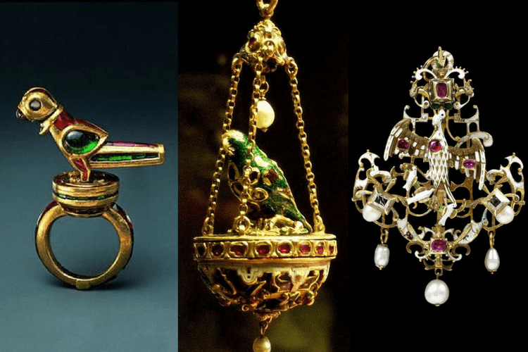 Stunning jewelry from the 16th and 17th Century  Find out