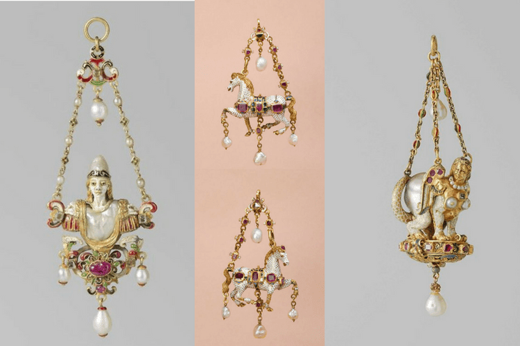 Stunning jewelry from the 16th and 17th Century. Find out why this era was so exciting!