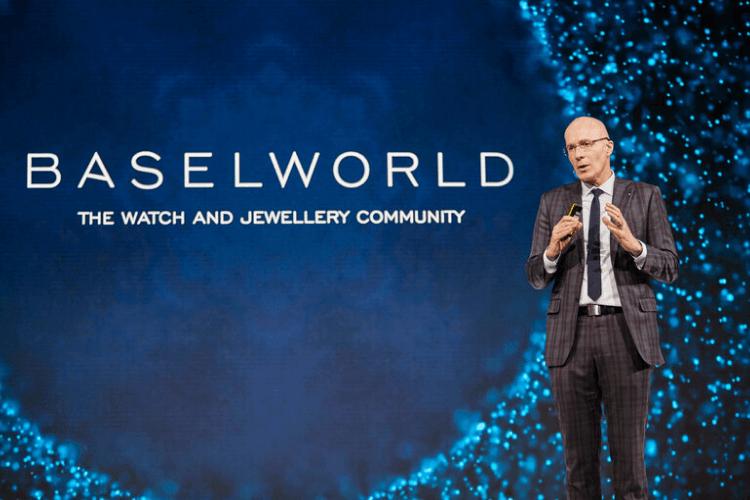 BaselWorld Cibjo collaboration.CEO