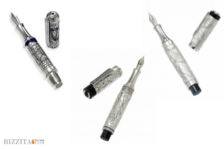 Urso luxurycollection pens