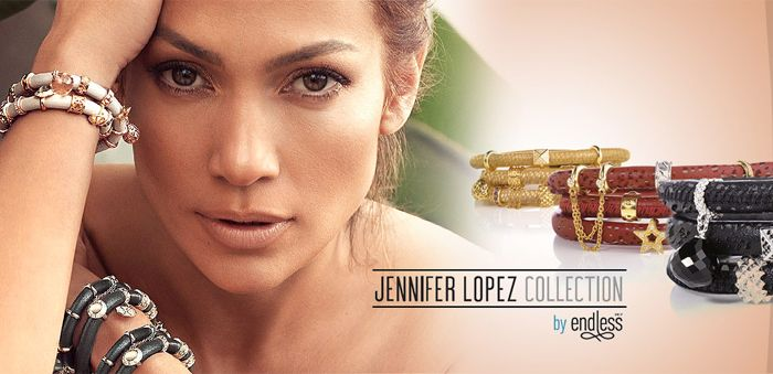 Jennifer Lopez collection by Endless Jewelry