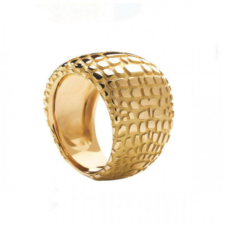 Oressence gold ring investment