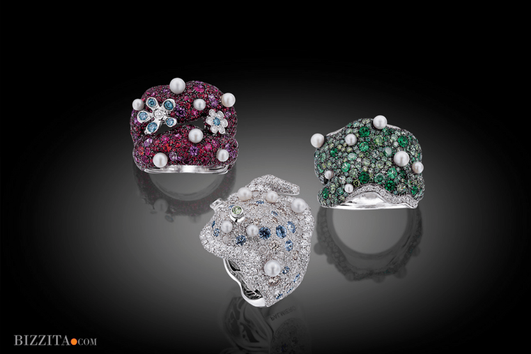 Palmiero Jewelry rings