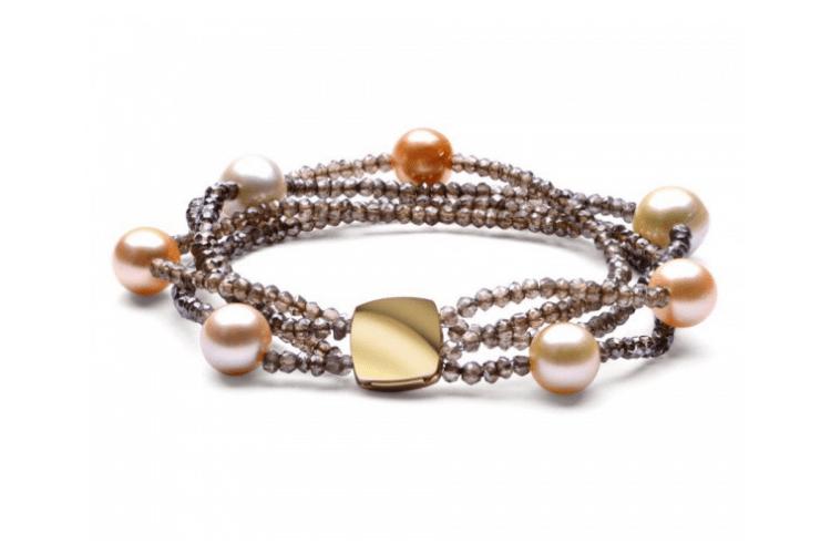 Kohle Clasp 3 .bracelet pearls