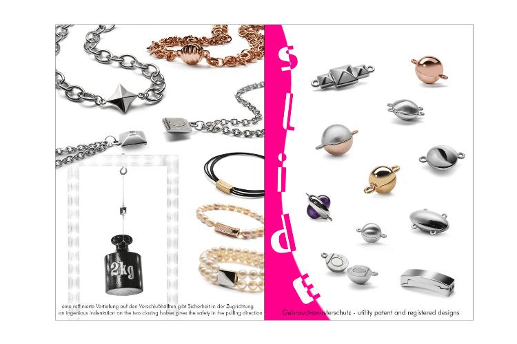 Kohle Slide Clasp Jewelry 1
