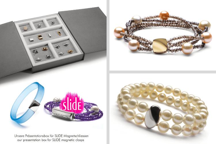 Kohle Slide Clasp Jewelry 45