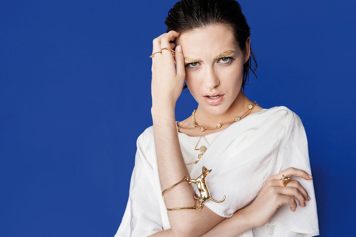 Glenda López Jewelry cat