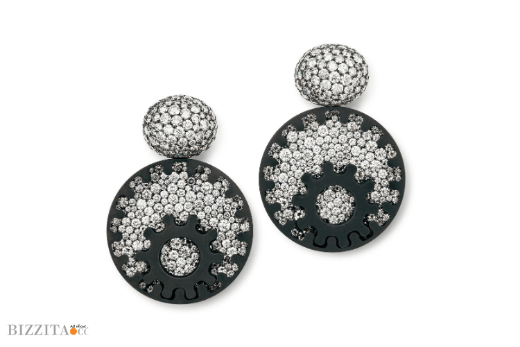 Hemmerle Jewelry Bizzita Interview esther Earrings