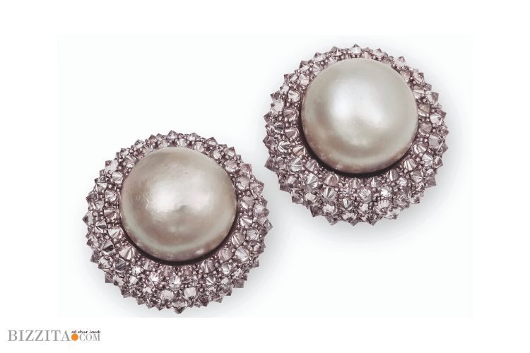 Hemmerle Jewelry Bizzita Interview esther Earrings pearl