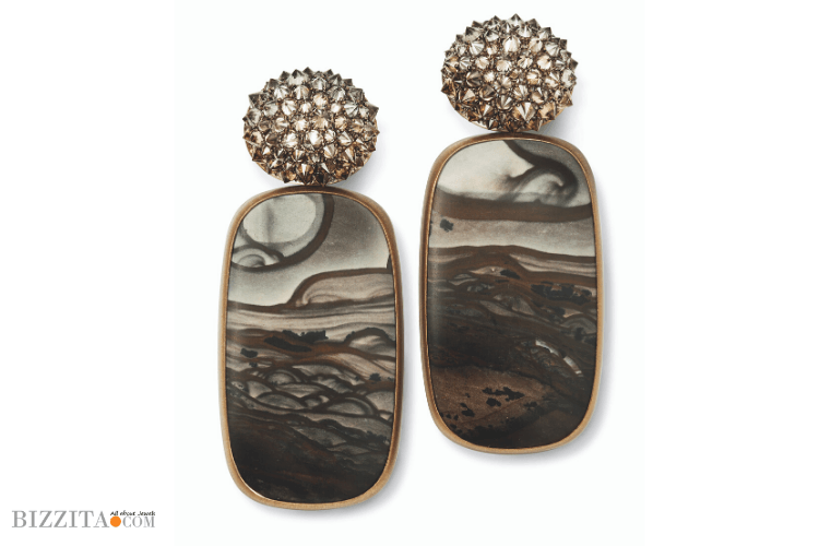 Hemmerle Jewelry Bizzita Interview esther earrings3