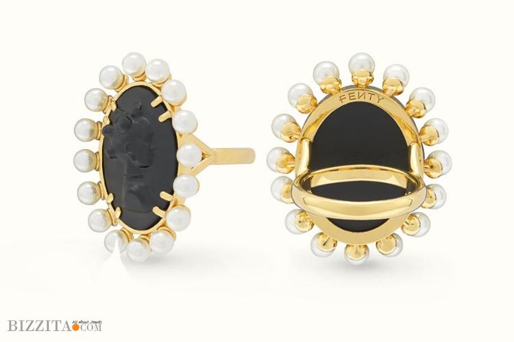 Hip Cool Jewelry BrandsRihanna Fenty Cameo