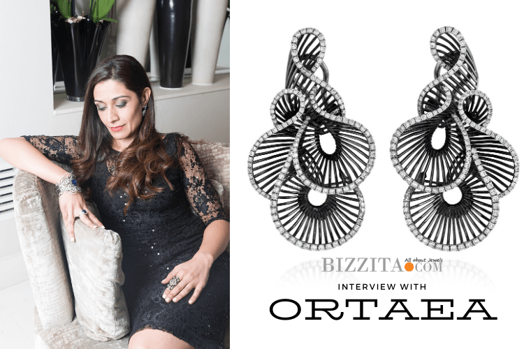 The Journey of Ortaea Jewelry, and why you want to know this brand!
