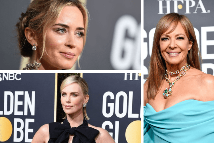 Jewelry Golden Globes
