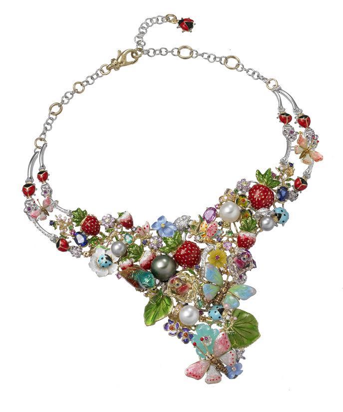 SantAgostino necklaceBizzita