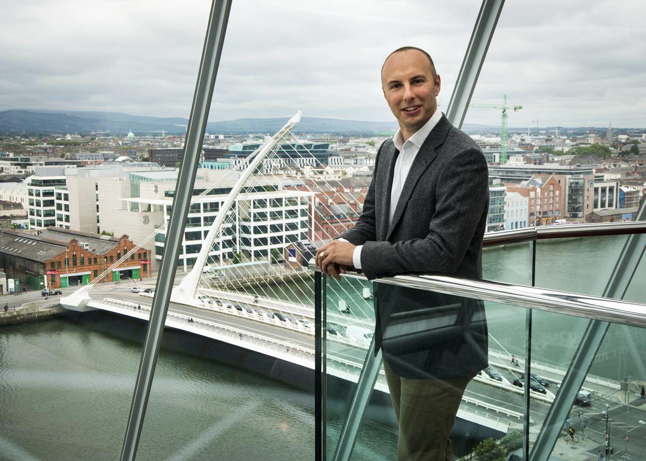 Meet Stuart McGrath the multitalented jewelry designer from Dublin