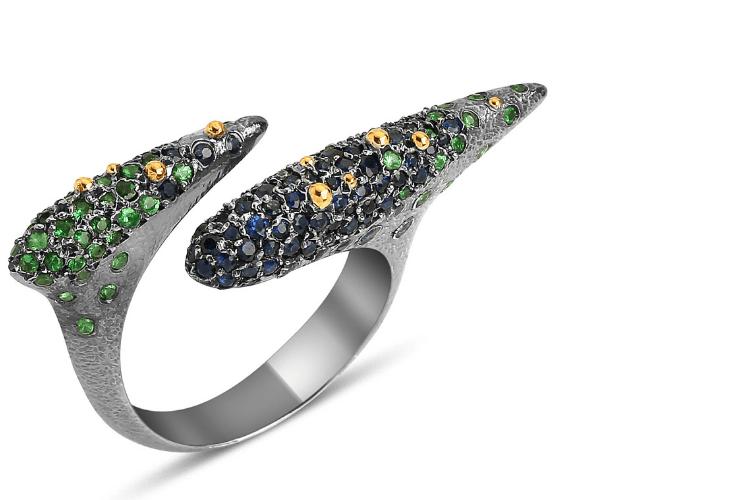 Meet Arman Suciyan, a fantastic Turkish contemporary jewelry