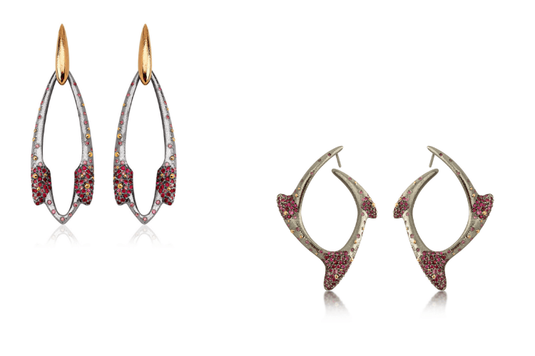 ArmanSuciyan Ring Earrings