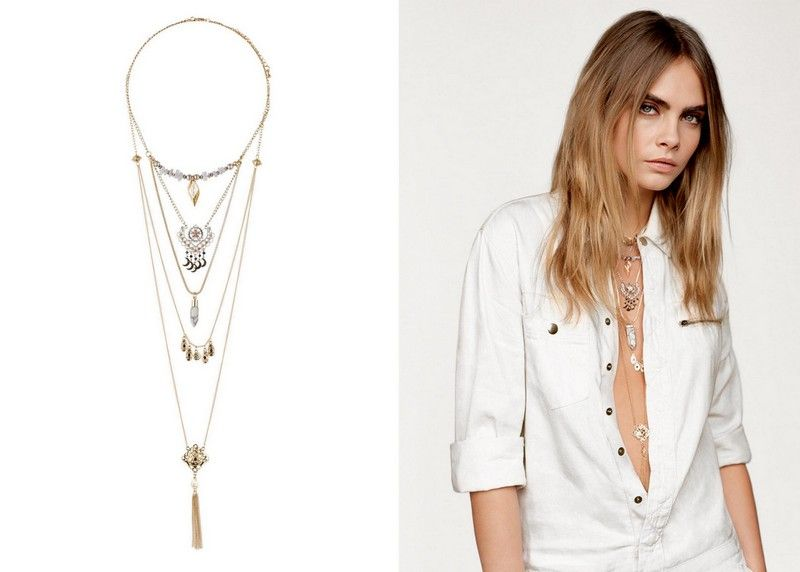 Top shop jewelry caradelevigne