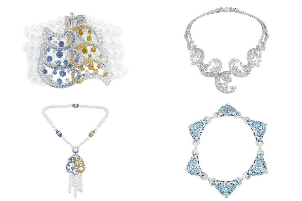 VanCleef Arpels SevenSeas jewelry collection
