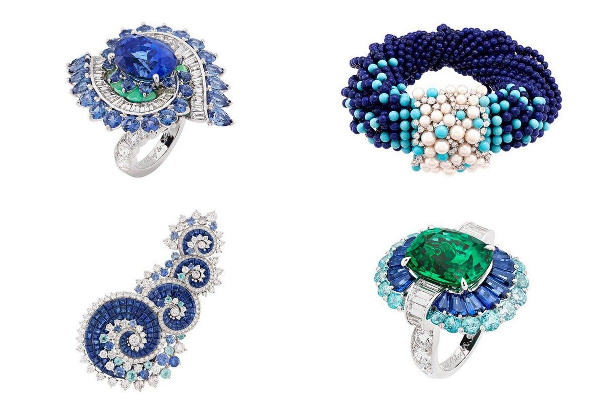 Van Cleef Arpels seven seas collection 2015