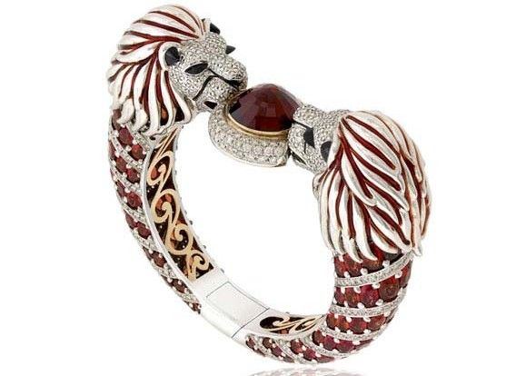 Zorab jewelry bracelet lion