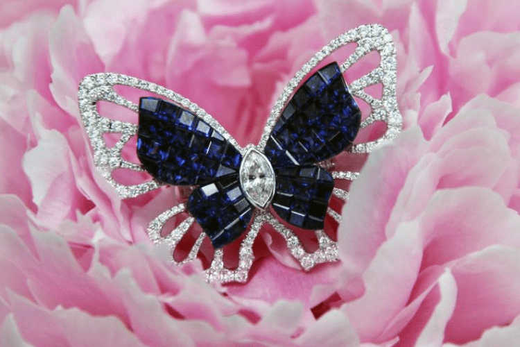 12.Stenzhorn Jewelry Butterfly animal