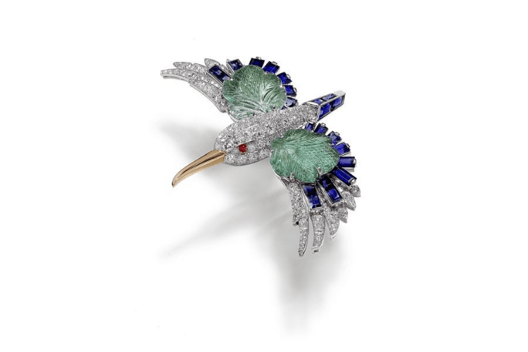 30.Cartier KingFisher LOdyssee de Cartier