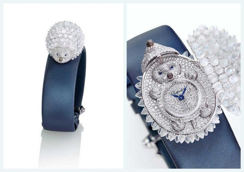 Chopard secret hedgehogladywatch