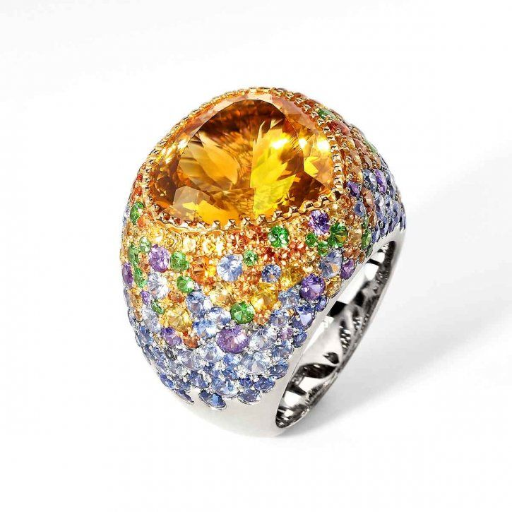 Mousson Atelier Ring Riviera