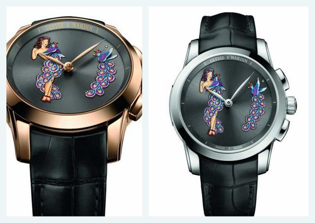 Ulysse Nardin PinUp Watch