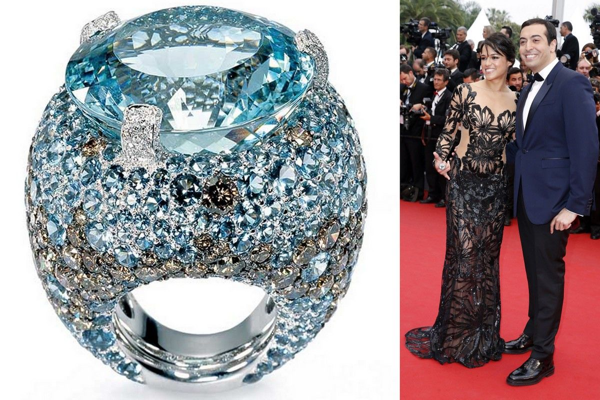 Cannes deGrisogono jewelry