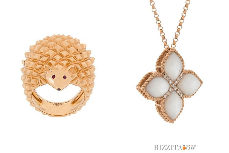 Christmas jewelry Inspiration Boucheron RobertoCoin