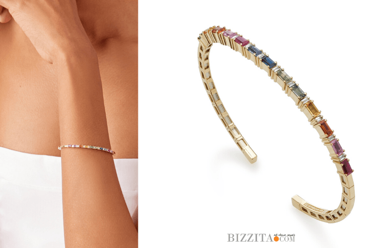 Christmas jewelry Inspiration guide.SuzannaKalan Bracelet
