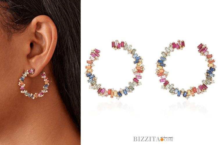 Christmas jewelry Inspiration guideSuzanna Kalan Earrings