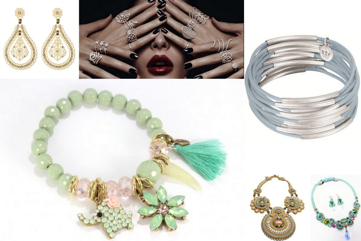 Coachella Fashion jewelry
