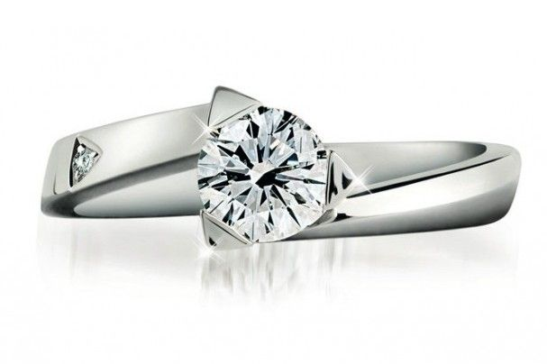 Engagement ring diamond BiBigi